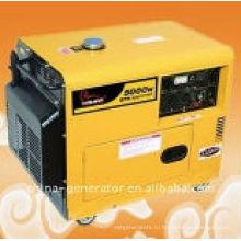 4KW CE Сертифицированный дизельный генератор