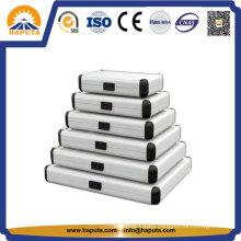 Different Size Professional Aluminum Round Case HEC-0003