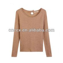13STC5260 ladies pullover oem high quality crewneck sweatshirt