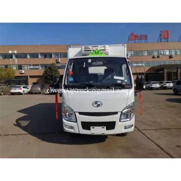 Yuejin petrol medical waste transfer vehicle