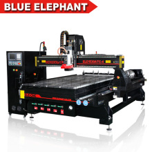 Jinan Blue Elephant 1530 CNC Wood Router Wood Cutting Machinery for Wood Crafts; Gift Box; Jewelry Box