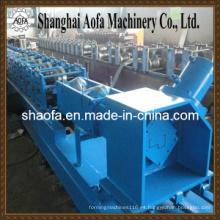 Máquina perfiladora de marcos de puertas de acero (AF-100)