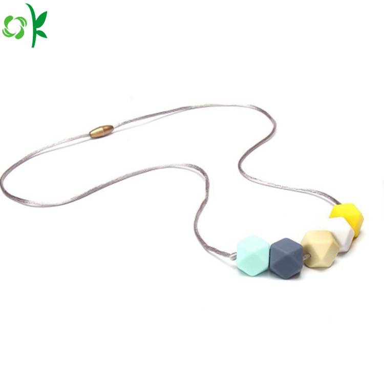 Silicone Teething Beads