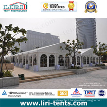 9X6m Marquee Tent with White PVC Canvas for Outdoor Events