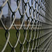 DM quente mergulhado galvanizado Chain Link Fence do fornecedor de ouro