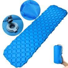 Custom Size Outdoor Tpu Fabric Waterproof 10cm Self Inflating Camping Mat