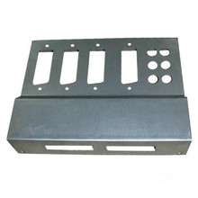 Protcetive Shield, Metallgehäuse, CNC-Biegeteil, industrielle Fertigung