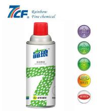 tinta spray móveis de plástico