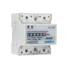 ADM100S 20-100A KWH single phase digital electronic  energy meter