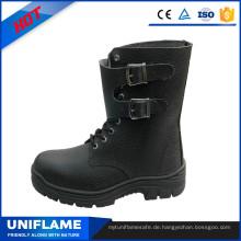 Schutzschuhe hohe Knöchel Stahl Zehenkappe Sicherheitsschuhe