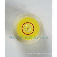 Bulle bulle circulaire bulle d'oeil