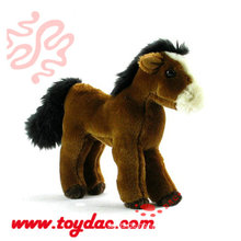 Plüsch Wildpferd Spielzeug