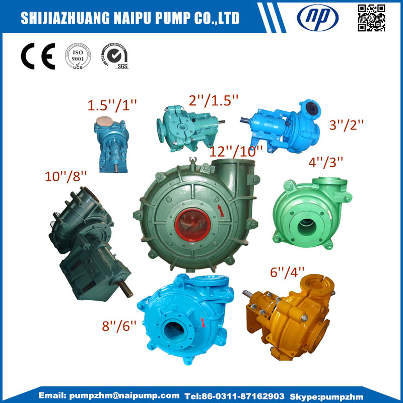 018 metai impeller AH slurry pump