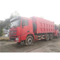 HANVAN dump truck tipper 6x4 G7 single cabin