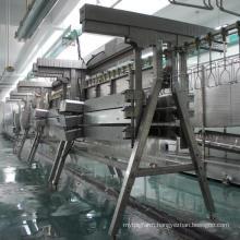 Defeather Machine for Chicken Slaughterhouse