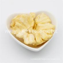 China Wholesale Crispy Fried Pineapple Chips Dried Fried Pineapple Snacks VF Pineapple