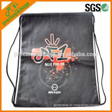 Bolsa de deporte con cordón reutilizable PP