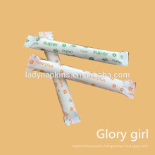 Disposable wholesale organic pearl applicator tampons for women