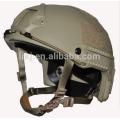 Nuevo producto 2017 US estándar casco a prueba de balas kevlar casco balístico 3a
