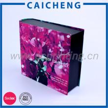 Boîte de livre de forme de livre décoratif boîte de livre de faux