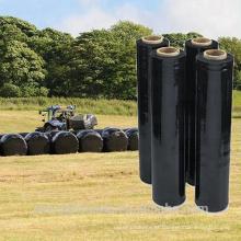 Filme do envoltório do estiramento da silagem da bala da grama do uso MPE da agricultura