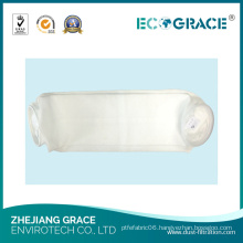 Dust Air Filters Polyester Fabric Filter Pocket