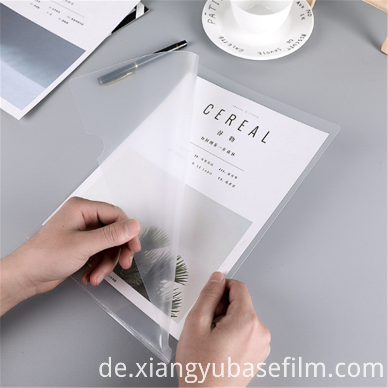 File Protection Base Film