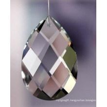 Swedish Cut Almond Crystal Lighting Accessories
