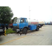 Dongfeng 145 lpg грузовик, 8cbm lpg транспорт грузовик