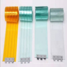 soft and super clear PVC strip curtain,transparent PVC door curtain