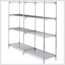 Estante del almacenaje del almacén de la alta calidad, estante del estante del metal