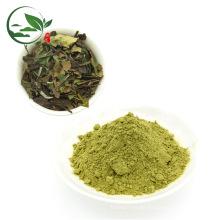 Extracto de té blanco orgánico natural del fabricante 100% natural / polvo del té blanco / polvo de la saponina del té