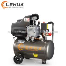 Compressor de freio barato conduzido direto do ar 2hp 24L 25L mini