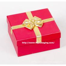 Embalagem de papelão de alta qualidade de embalagens caixa de papel de presente para a boneca