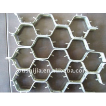 Good anchor ability tortoise shell netting(factory)