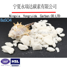 Natural 98% barium sulfate factory price for powder coating
