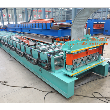 IBR Roof Sheet Roll Making Machine
