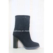 Warm Fashion Winter High Heel Lady Boots