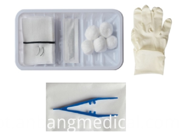 Medical Sterile Wound Dressing Kit