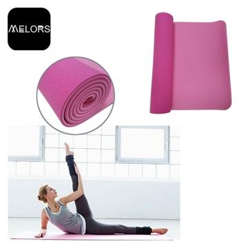 Accessoires d'exercice de yoga antidérapants Tapis de yoga TPE de fitness