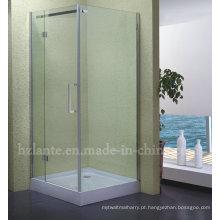 Banheiro em aço inoxidável com chuveiro (LTS-009)