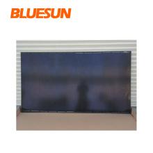 Bluesun solar shingles module 500 watt 500wp 500w shingle solar panel with 166mm shingled solar cell