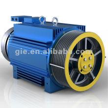 1.0m / s máquina de tracción sin engranajes GSS-LM para las piezas del elevador