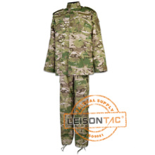 Military Uniform Acu Meet ISO Standard