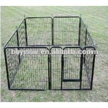 Folding Metal Large Dog Fence