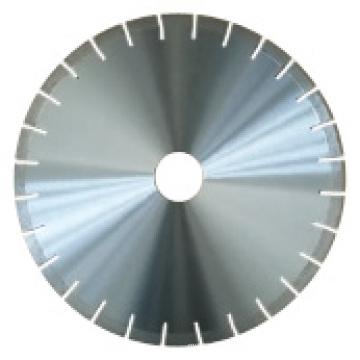 Big Diamond Saw Blade für Stein für Sandstein (normaler Körper, flache Segmente)