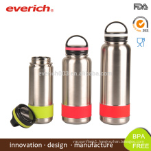 Novel Double Wall Flsk For Cold Juice Bottle In China