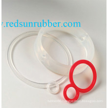 Custom Heat-Resistant Food Grade Silicone Lid Seal