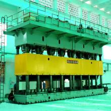 Presse hydraulique longitudinale automobile