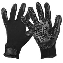 Fünf Finger Handschuhe Hundesalon Handschuhe